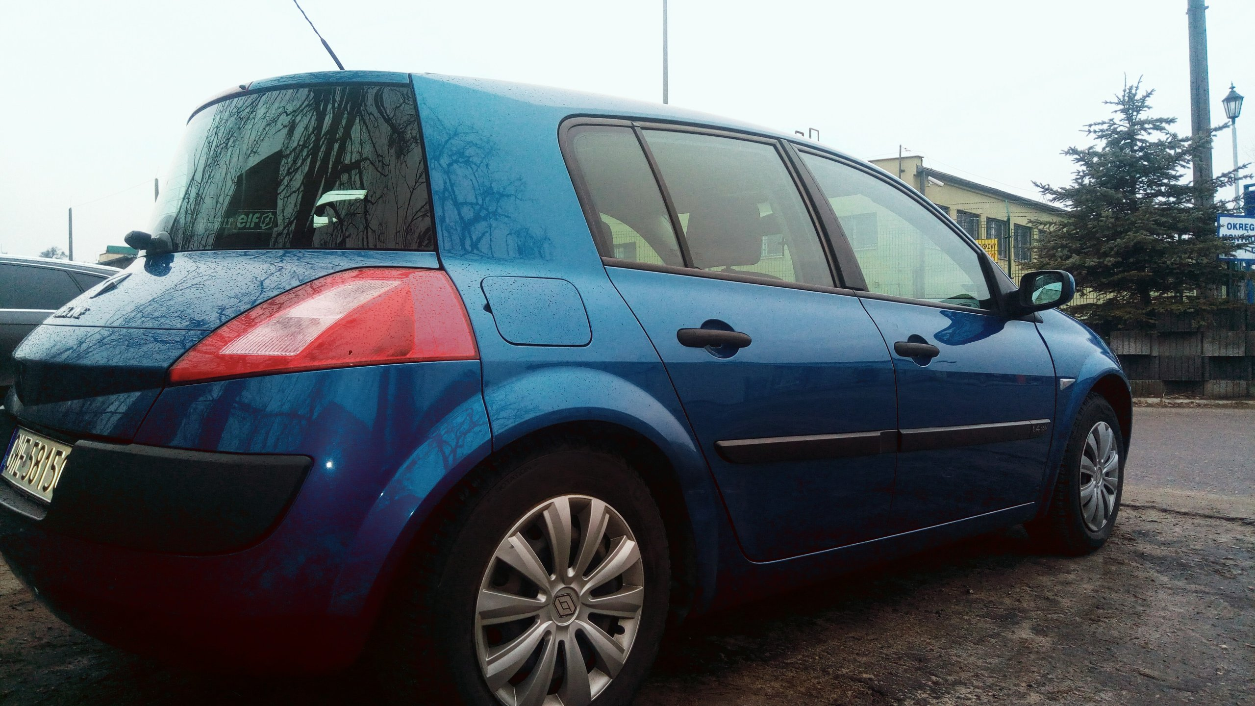 Renault Megane Ii 14 16v Lpg 2kpl Opon 7233077947