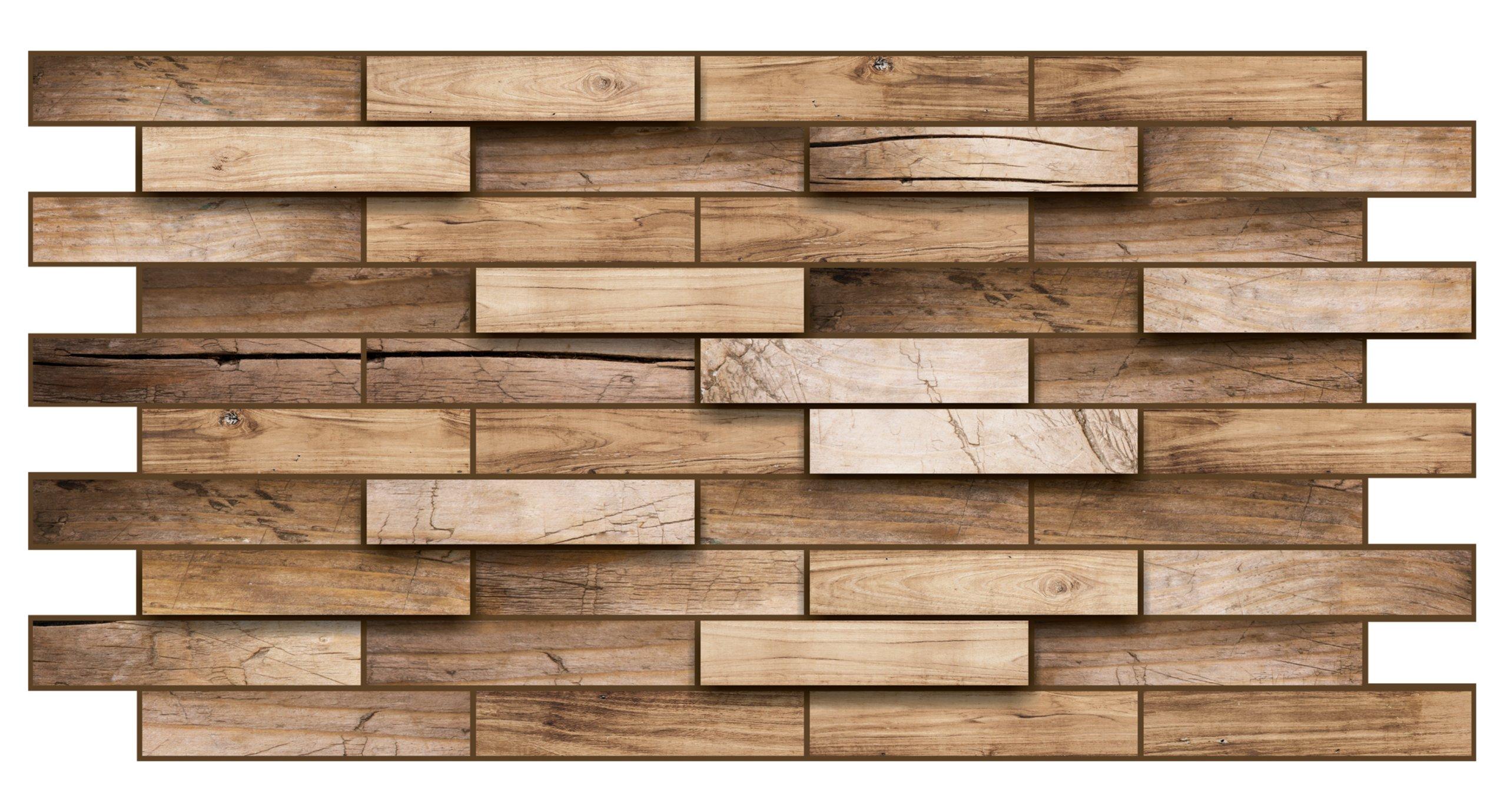 Panele Scienne Dekoracyjne 3d Imitacja Drewna Q Housepl