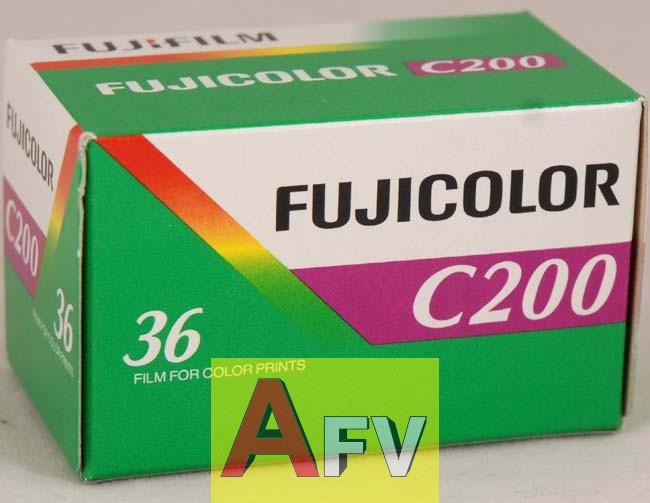 Film Fujicolor  200/135/36  2019-04