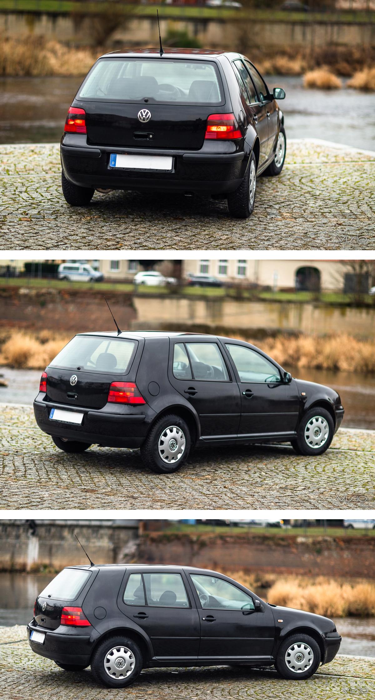 Wybitny VW GOLF IV.1.6 SR. BENZ. KLIMA ŚWIEŻO Z NIEMIEC !! - 7759777165 MX21