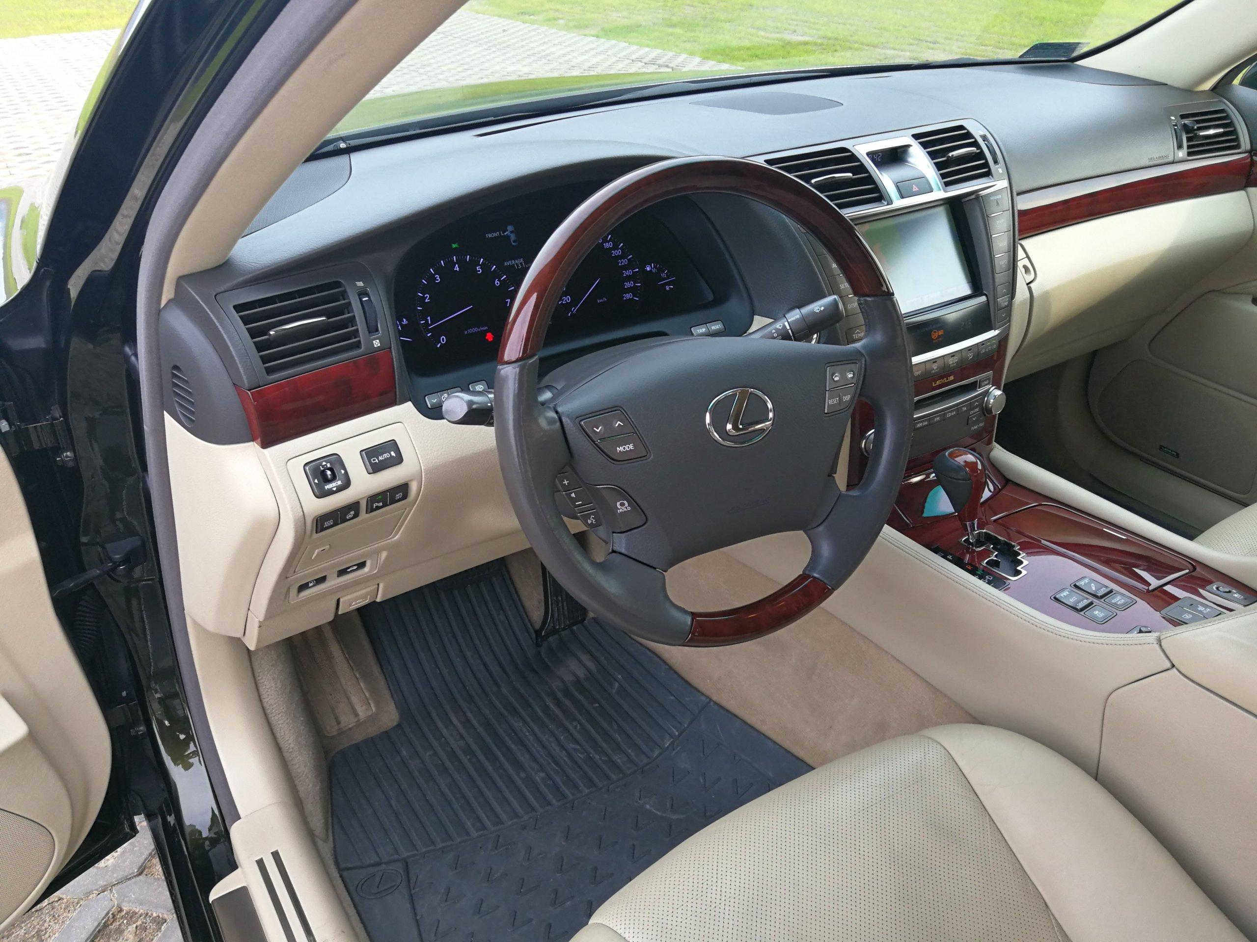 Lexus LS460 Prestige LPG GAZ VAT 23%