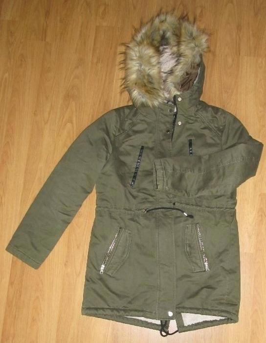 3bcac52d74 Kurtka dziewczęca odzież damska rozmiar 42 C A - 7641510854 ...