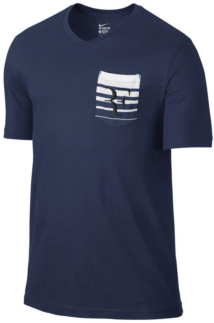 Koszulka t-shirt NIKE ROGER FEDERER 739477-410 r M
