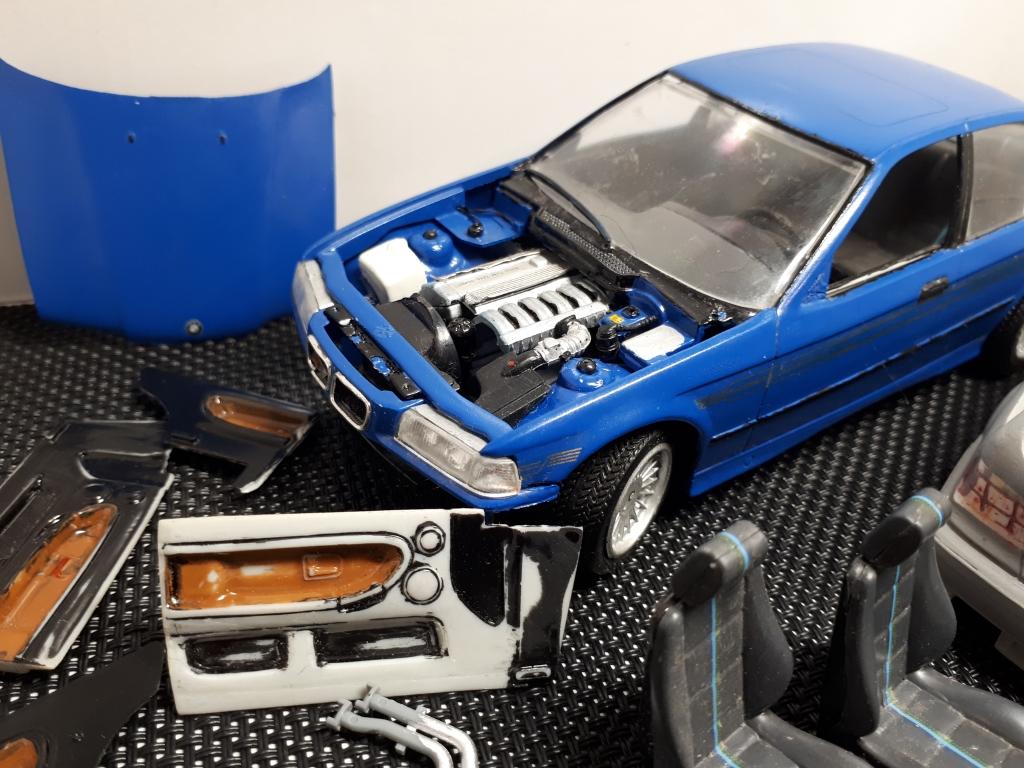 Bmw E36 Model Do Sklejania
