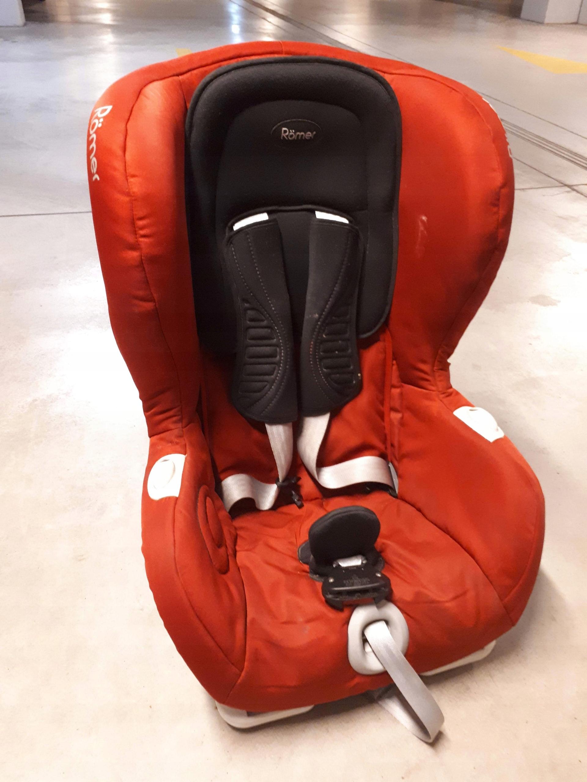 Romer Versafix 9-18 kg fotelik dla dziecka ISOFIX