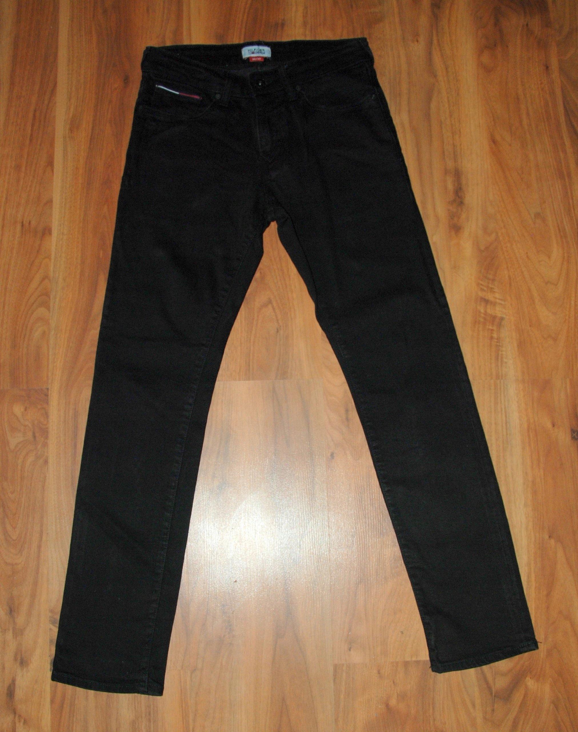 faf008fa738d0 jeansy spodnie Tommy Hilfiger roz. 30/30 W30 L30 - 7427773315 ...