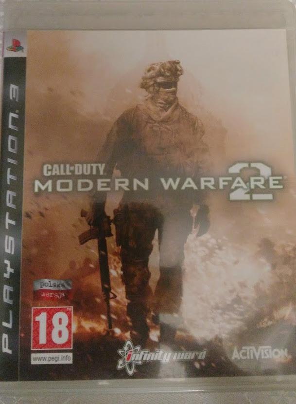BLES00690 Call of Duty Modern Warframe 2