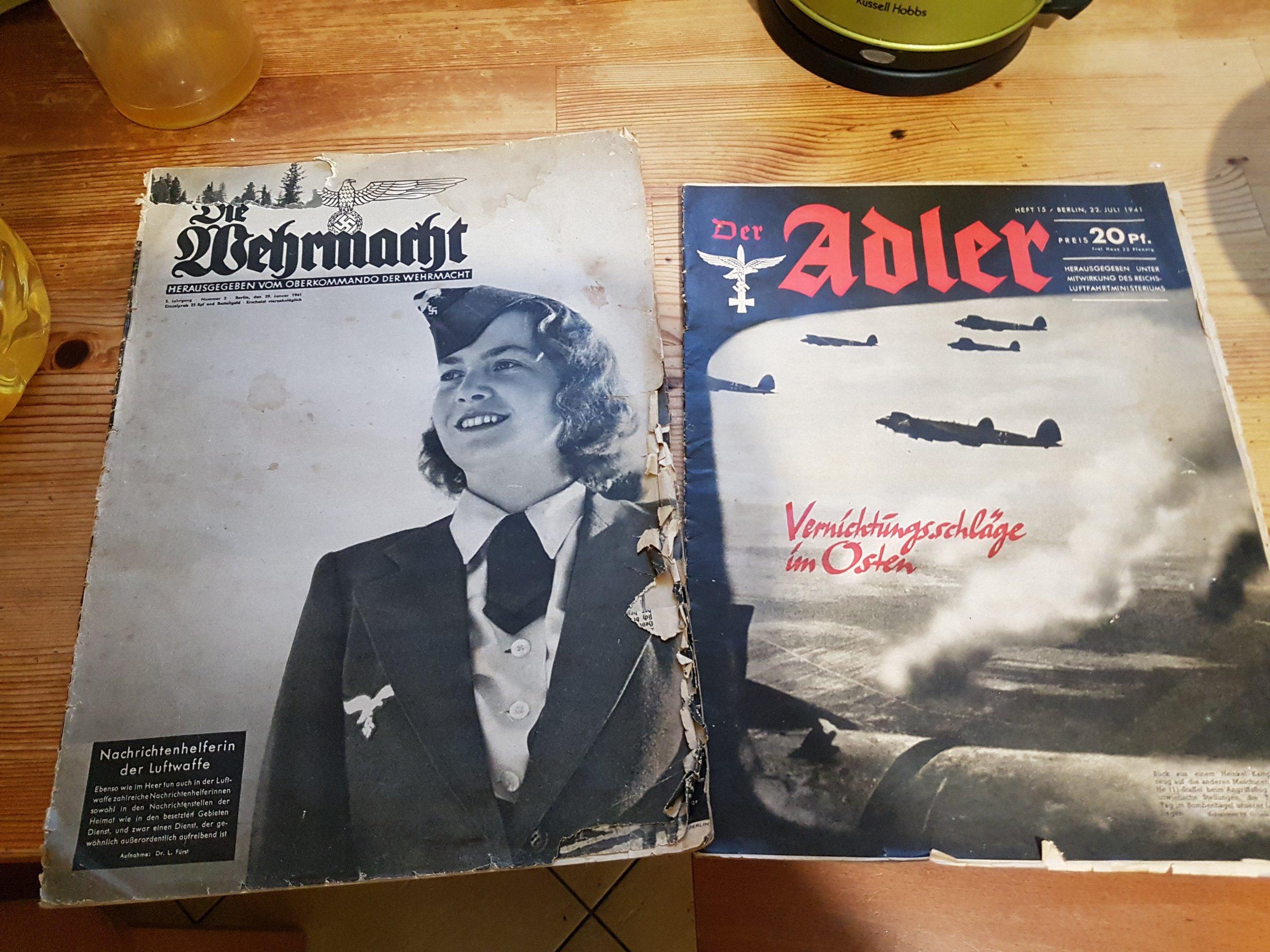 Niemieckie Gazety Wojenne
