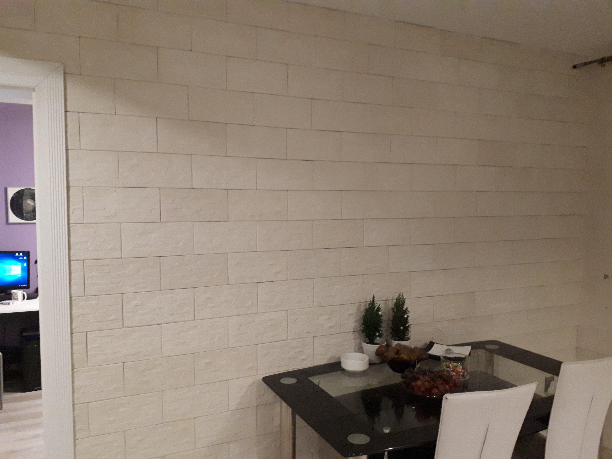 Kamień Dekoracyjny Sylur Kamienie Na ścianę Gładki