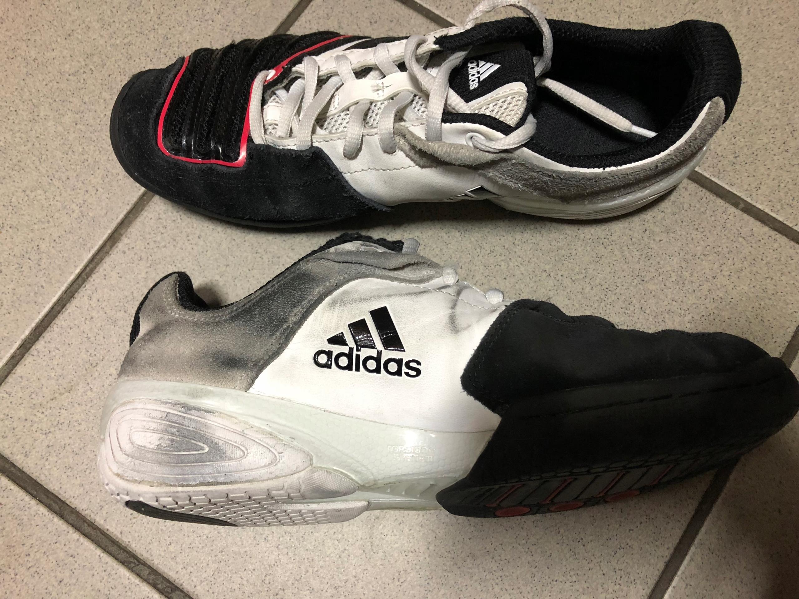 Buty szermiercze adidas rozmiar 38