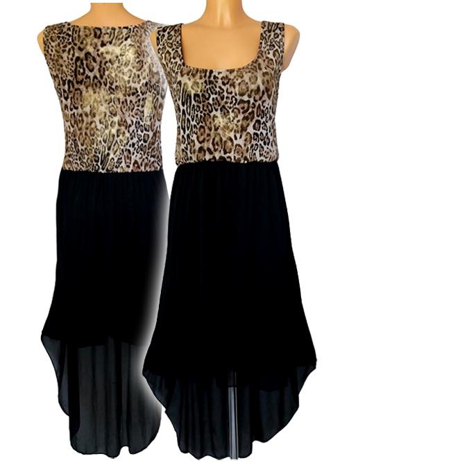 2b0b716e02 NEW LOOK Śliczna Sukienka Asymetryczna r. 50 - 7226853670 - oficjalne  archiwum allegro