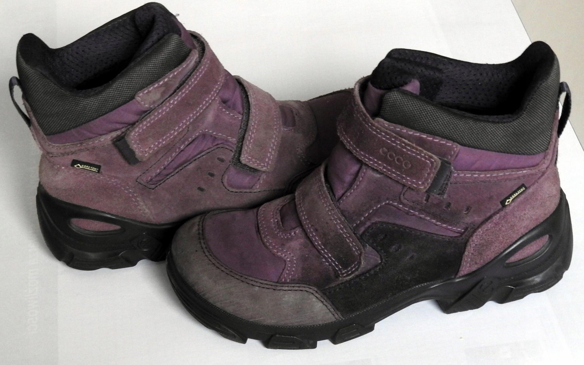2cedf291 ECCO buty zimowe/kozaki dla dziewczynki, r. 35 - 7704904210 ...