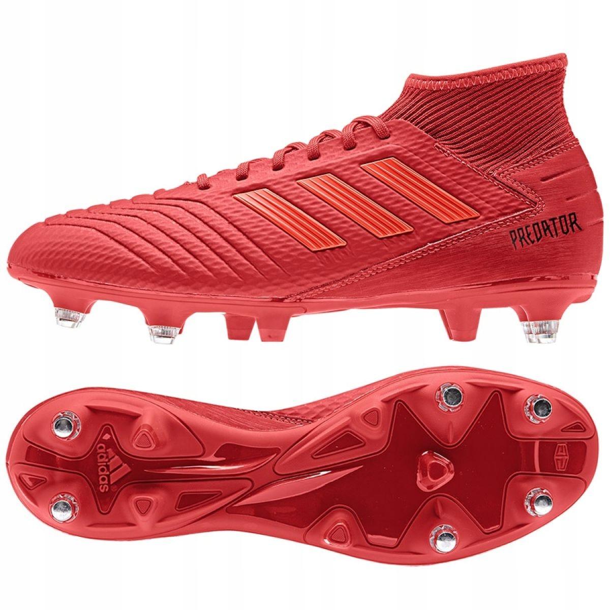 83bde36ccd9a Buty piłkarskie adidas Predator 19.3 SG M D979 44 - 7711792175 ...