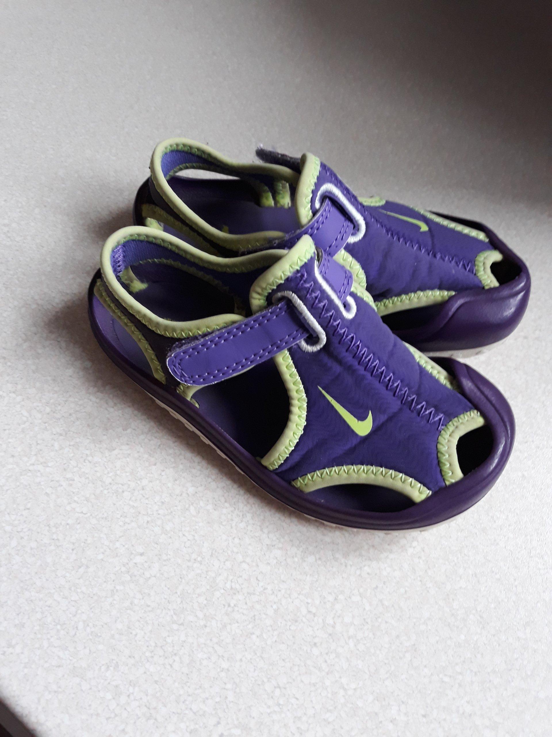3c99c802486c Sandały Nike Sunray Protect r. 23 - 7291304266 - oficjalne archiwum ...