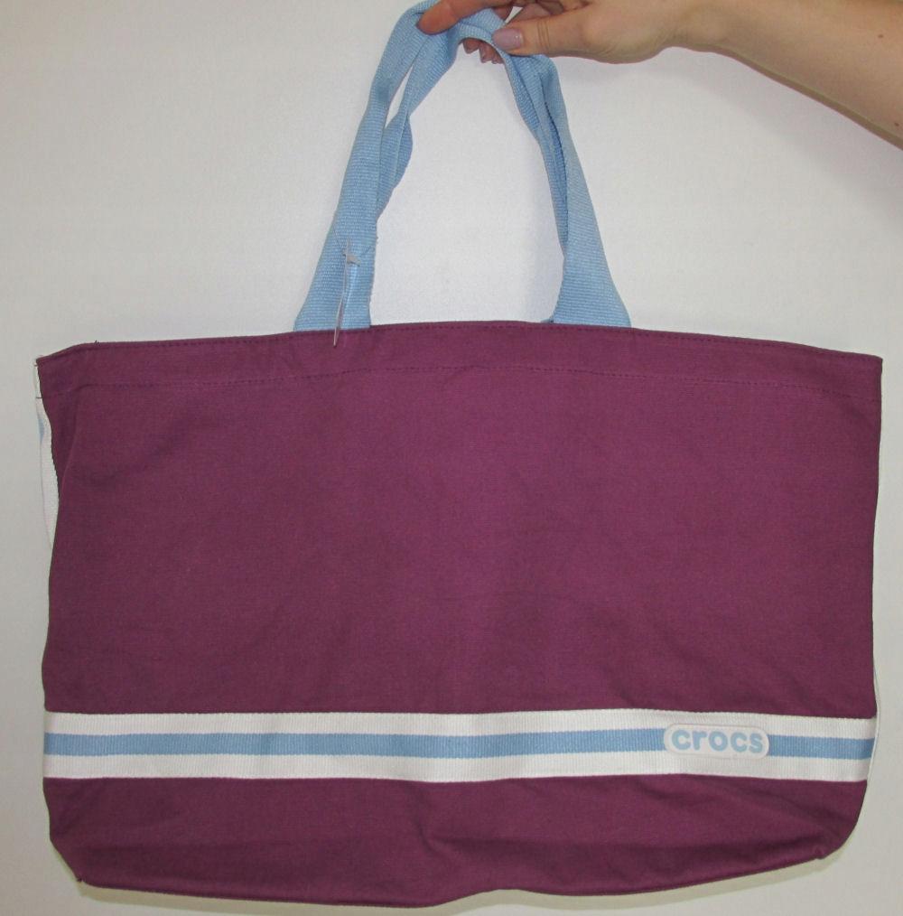 najlepsza cena świetne dopasowanie szerokie odmiany CROCS CROCBAND torba torebka sportowa TOE SKU NOWA