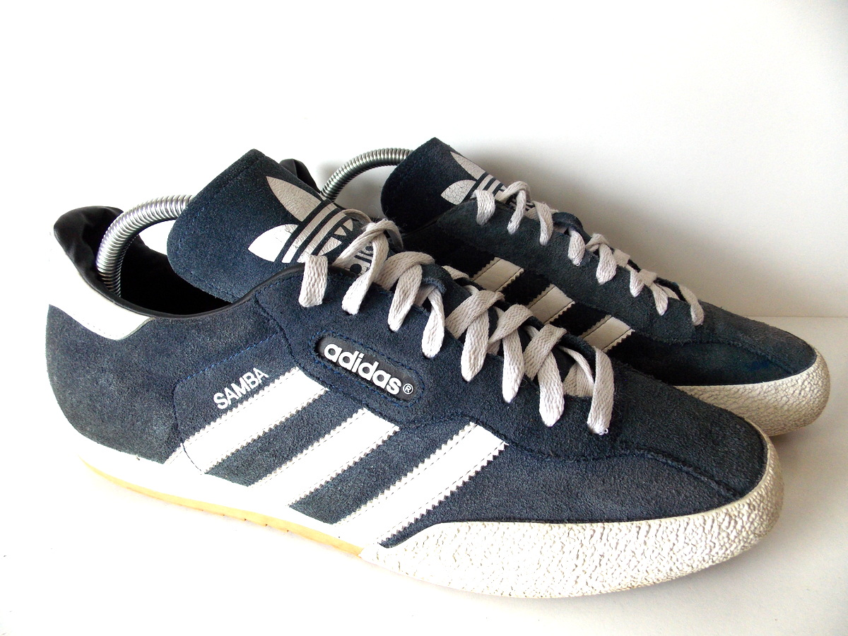 finest selection e4be0 9e1ed ADIDAS SAMBA SKÓRA 44 23 JP 28,5 (7197668219)