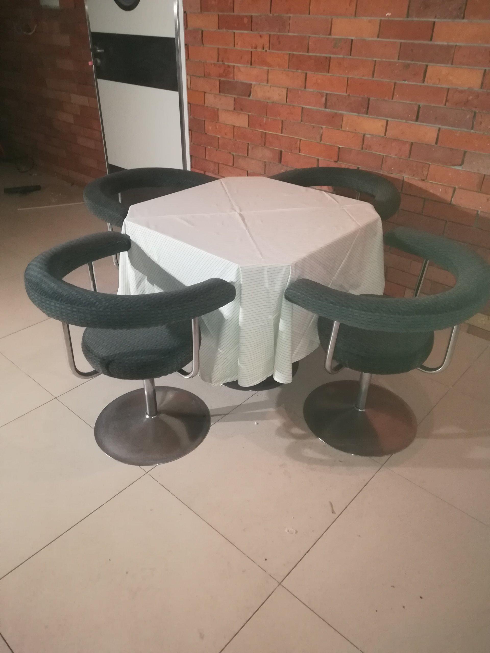 Krzesła Stoliki Restauracji Kawiarni Okazja 7190025281