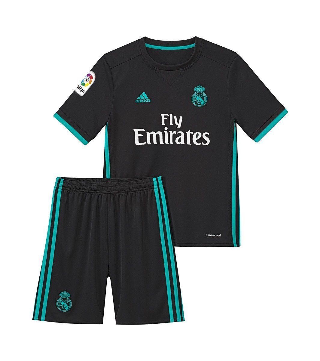 Strój Piłkarski Adidas Real Madryt 2017/2018 wys24