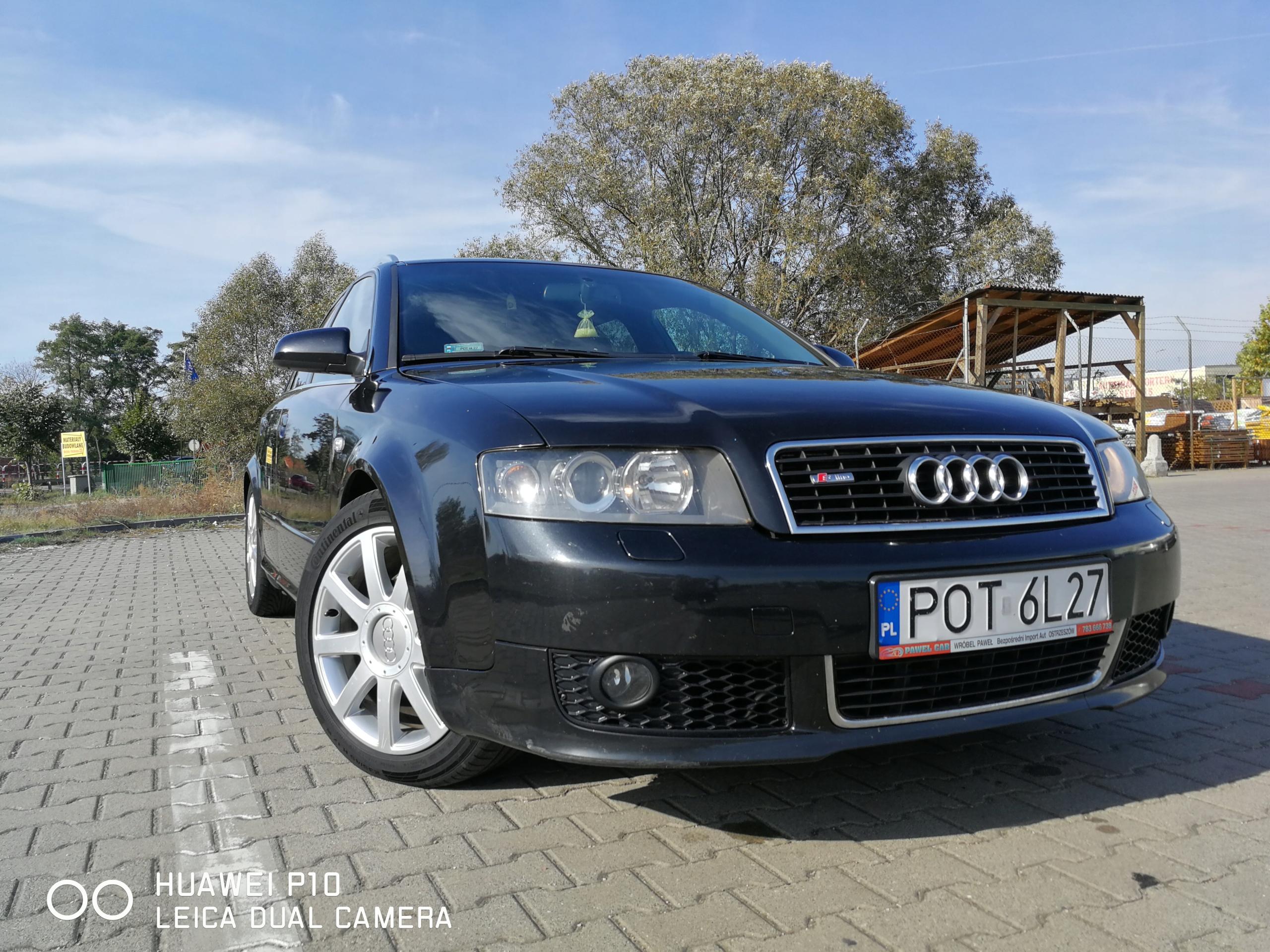 Samochód Osobowy Audi A4 B6 2004r 19tdi 7667856917 Oficjalne