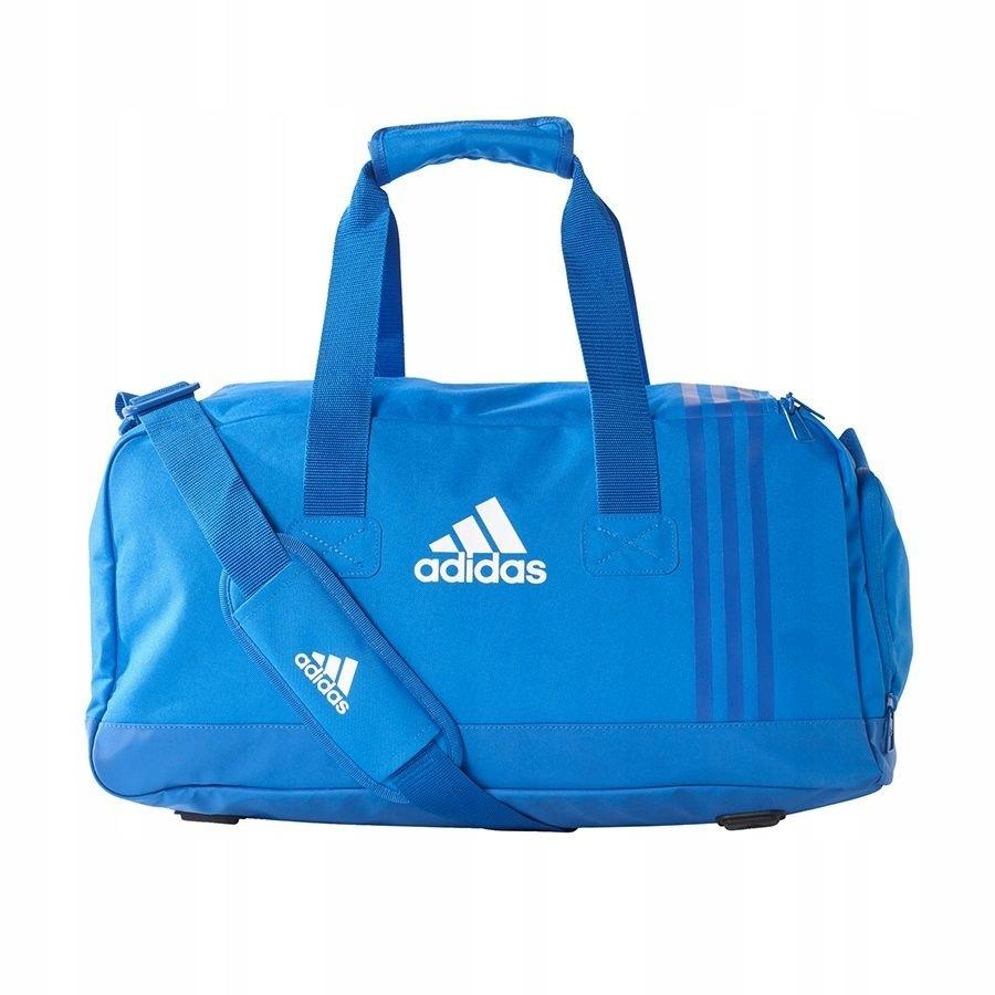 e542309f8678f Torba adidas Tiro TB S BS4746 niebieski - 7533572217 - oficjalne ...