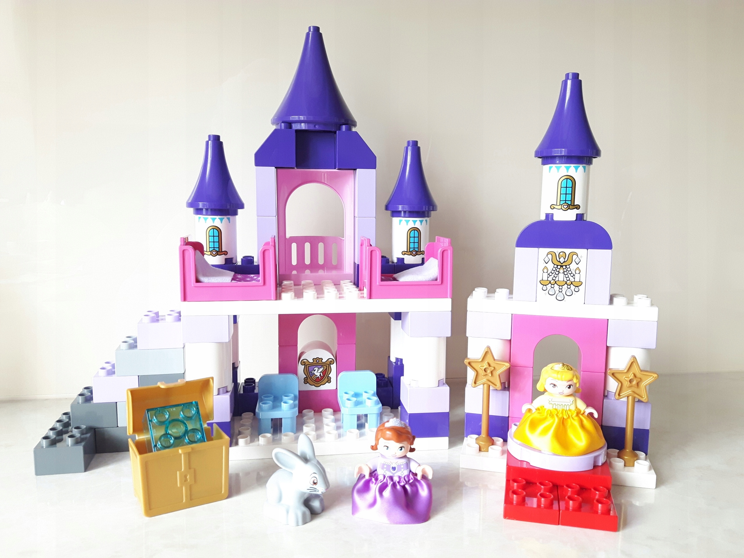 Lego Duplo Królewski Zamek Księżniczki Zosi 10595 7487393391
