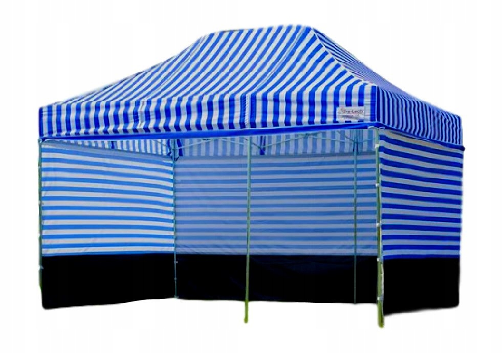 Wspaniały Namiot Handlowy Pawilon ekspresowy 3x3 gralech - 7549522630 HR31