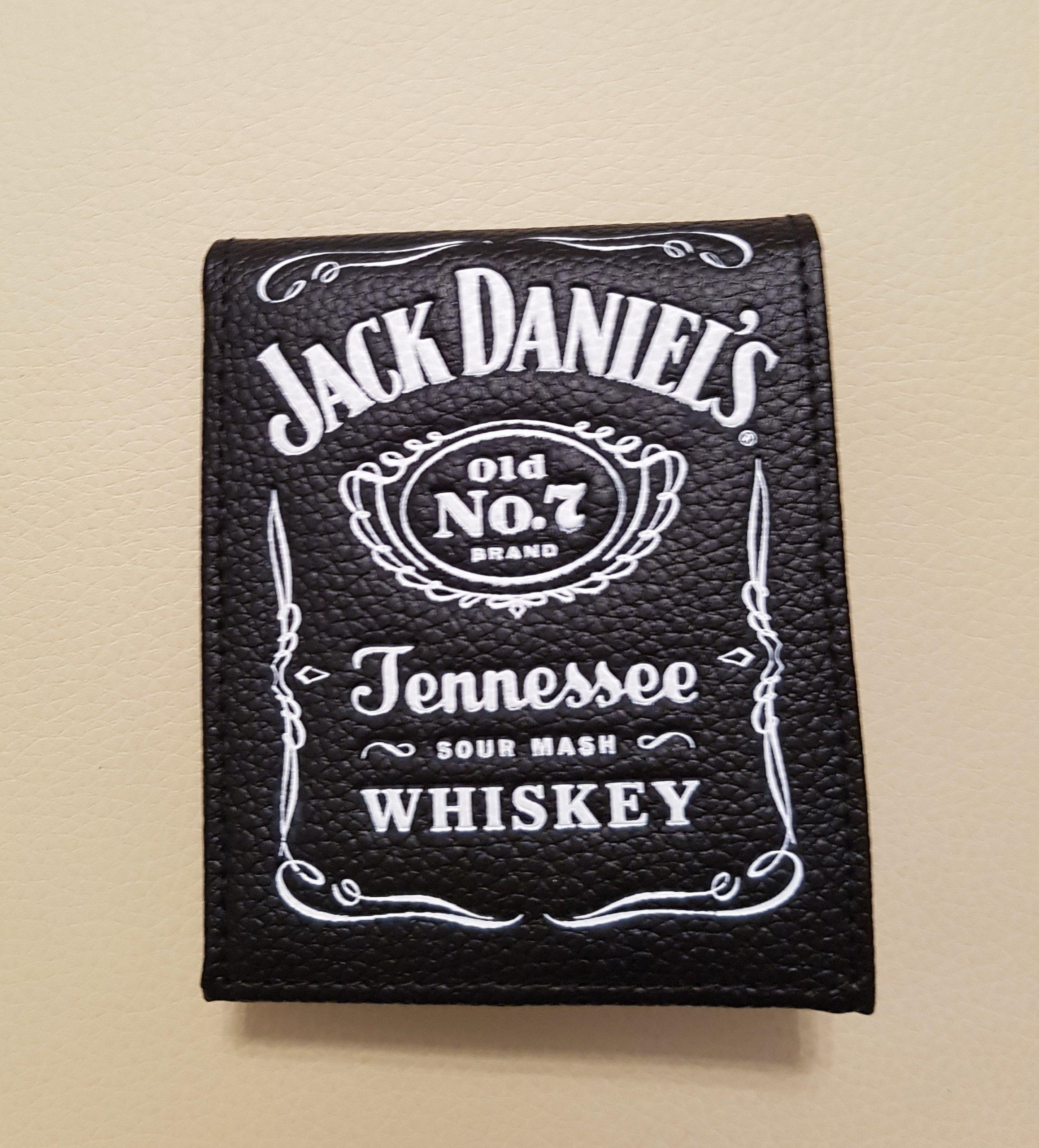 82aa3c3203bef Portfel z logo Jack Daniels dla prawdziwego faceta - 7138170988 ...