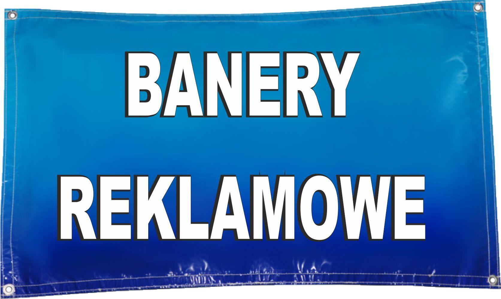 Baner Reklamowy Banery Plandeki Reklamowe Reklamy 6712986802