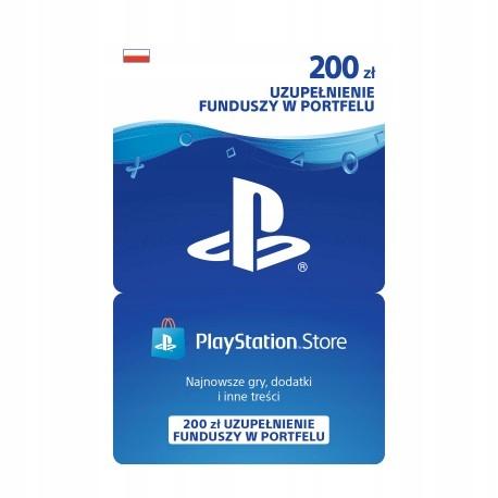 Karta Playstation Network 200 Pln 7285778781 Oficjalne Archiwum