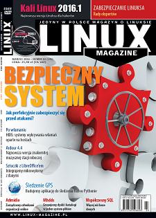 e-wydanie Linux Magazine 3/2016: Bezpieczeństwo