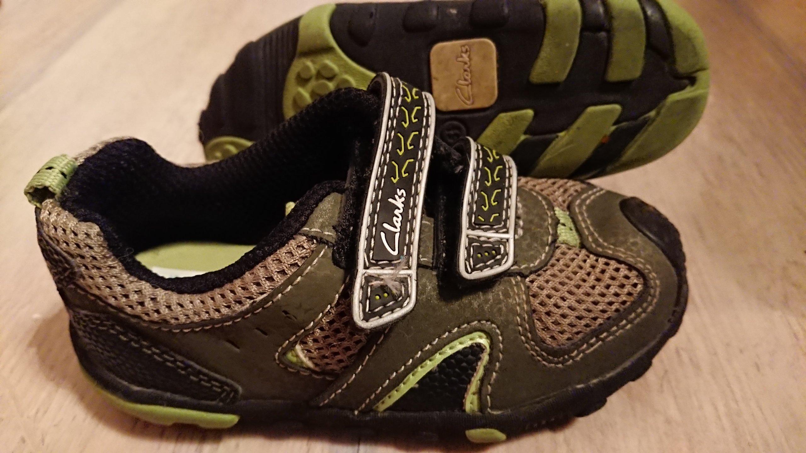 056186c0 Buty dziecięce Clarks rozmiar 22 (5 1/2 UK) - 7170333526 - oficjalne ...