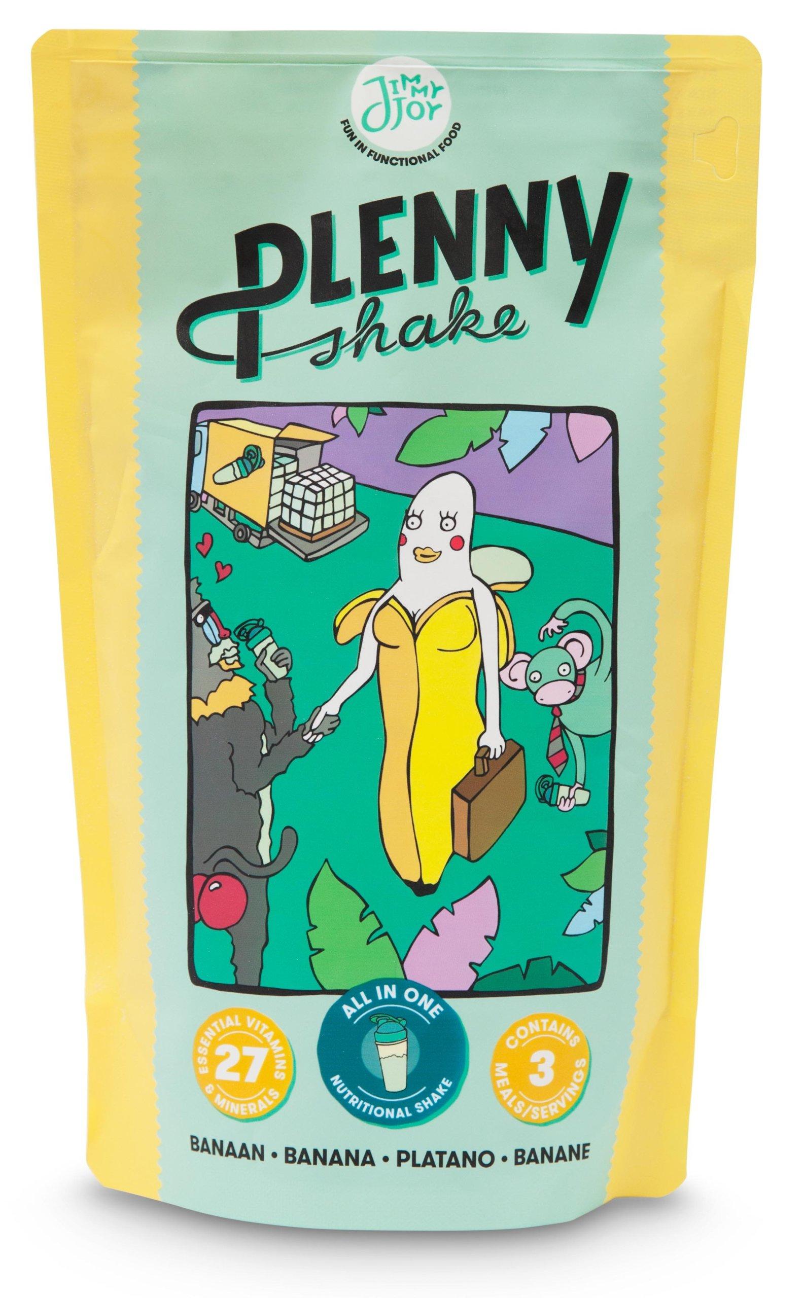 Plenny Shake - banan - szejk.it!