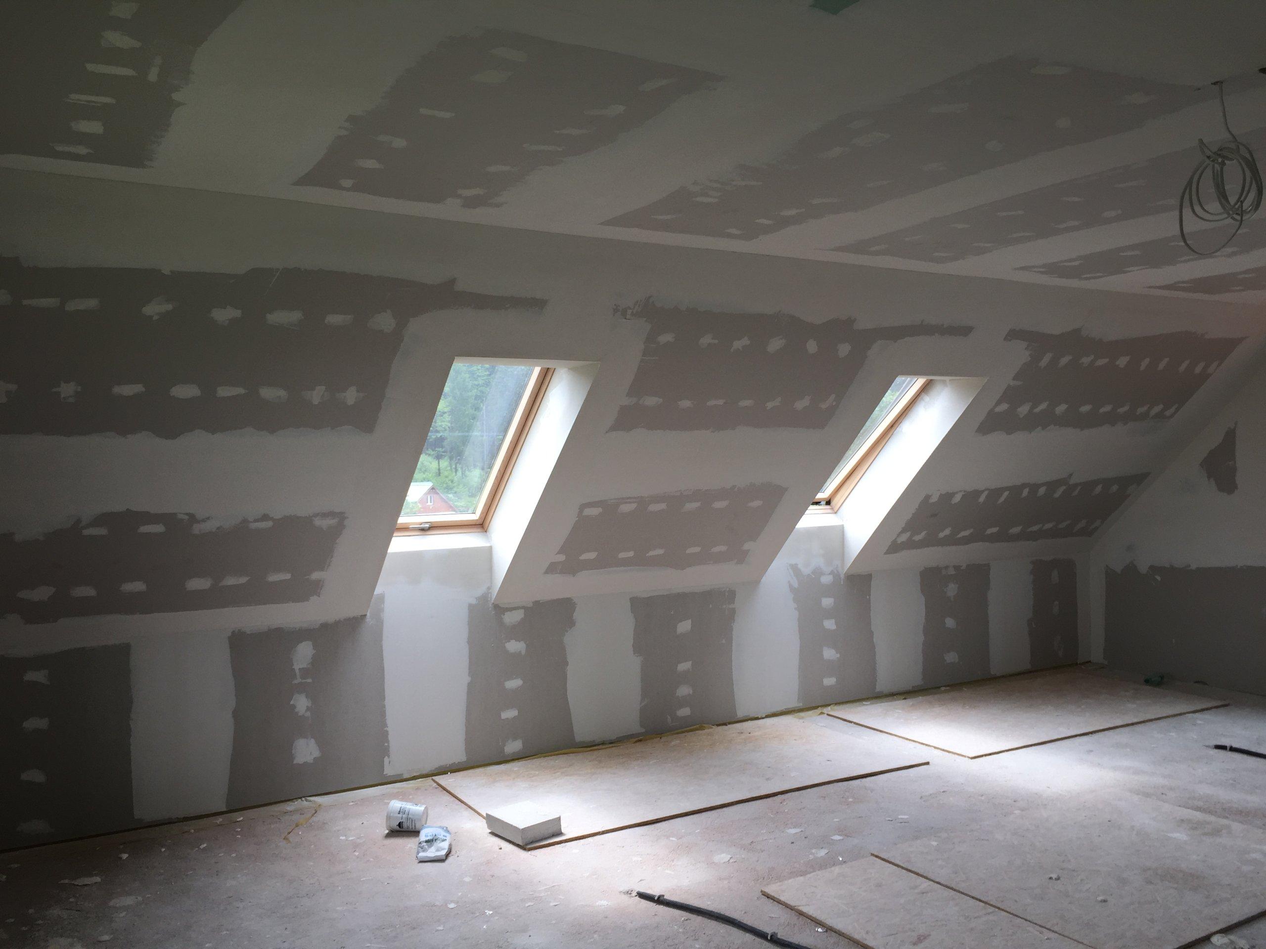 poddasza ścianki sufity sucha zabudowa gk regips - 6955005464