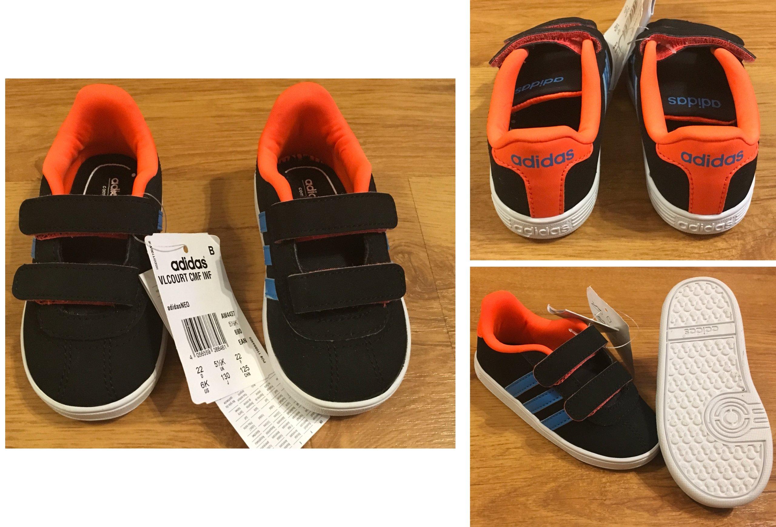d3d652e9 Buty Adidas NEO 22 - 7173943914 - oficjalne archiwum allegro