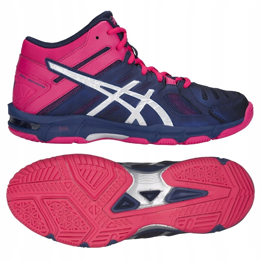 Buty do siatkówki Asics Gel Beyond 5 MT B600N 400