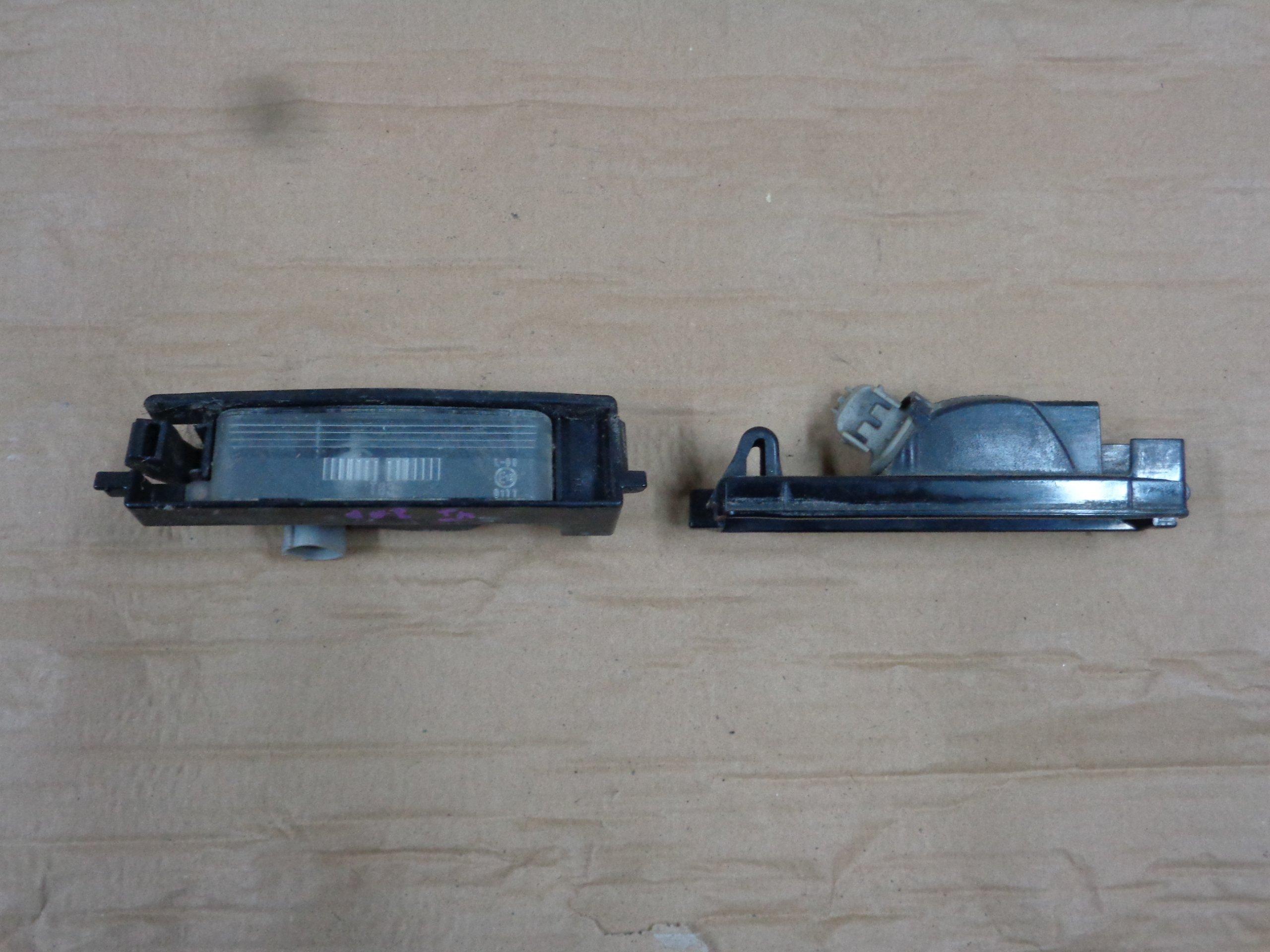 Lampka Tablicy Rejestracyjnej Toyota Yaris I 99 03
