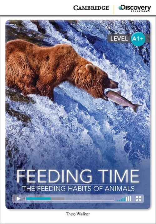 Feeding Time: The Feeding Habits of Animals High B