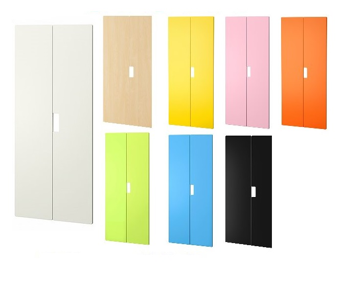 ikea front drzwi od szafa rega stuva malad 60x128 6476980404 oficjalne archiwum allegro. Black Bedroom Furniture Sets. Home Design Ideas