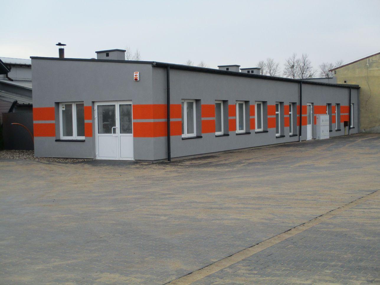 Lokal użytkowy Ostrołęka 140m2, parking 2.000zł/mc