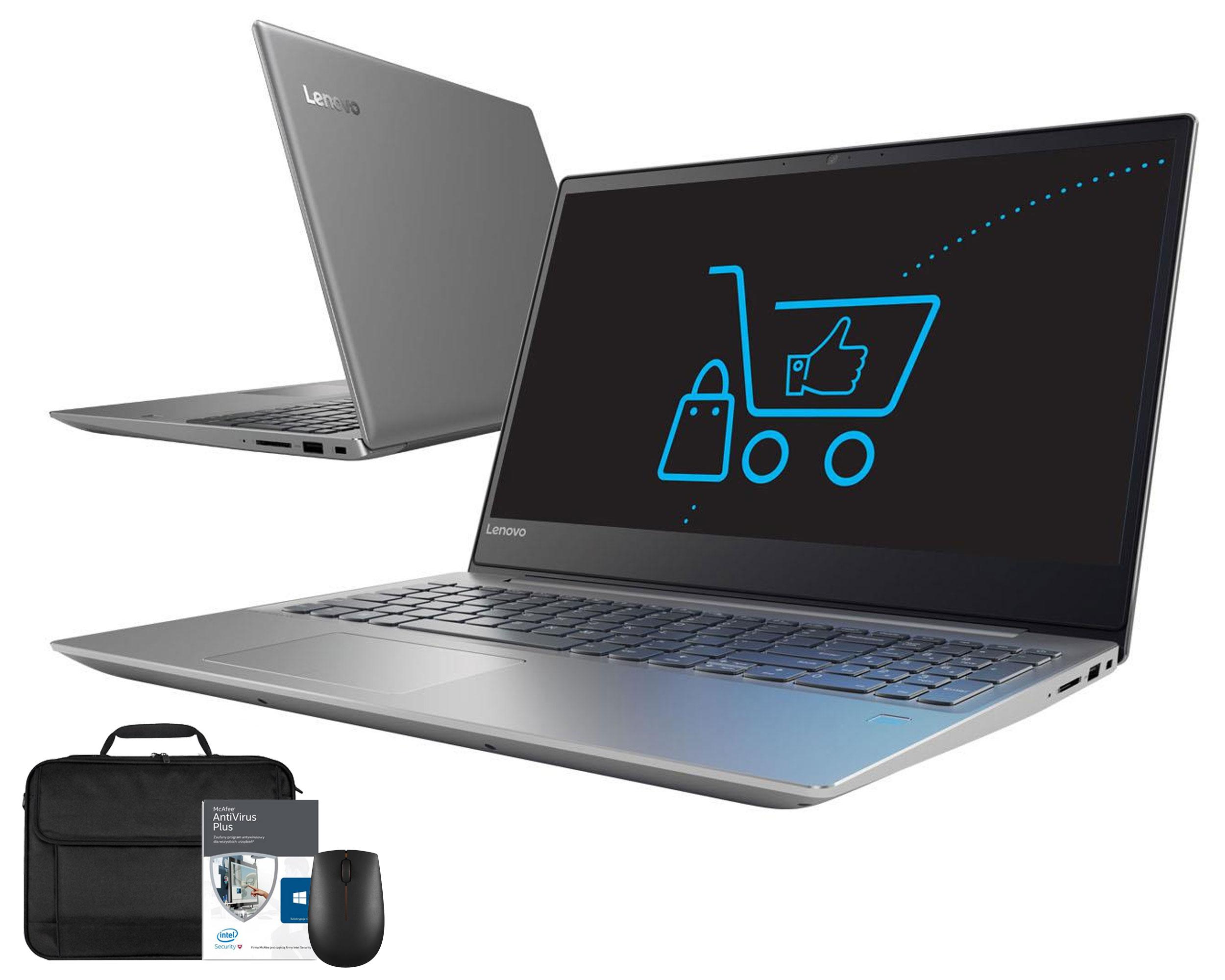 Lenovo Ideapad 720 i5 8250U 8GB 1TB RX560M MAT IPS