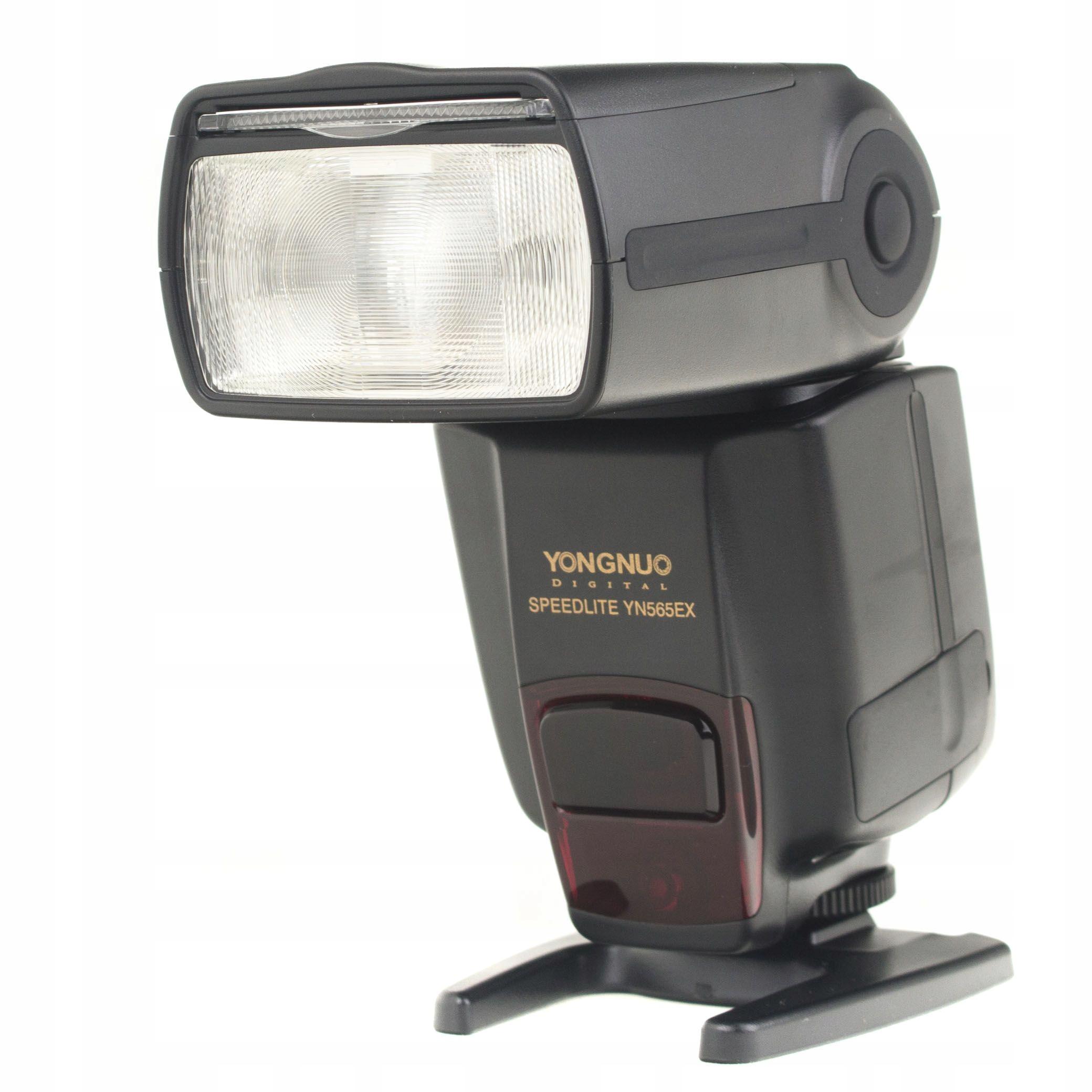 Lampa Błyskowa Yongnuo 565ex Do Nikon D3100 D3200