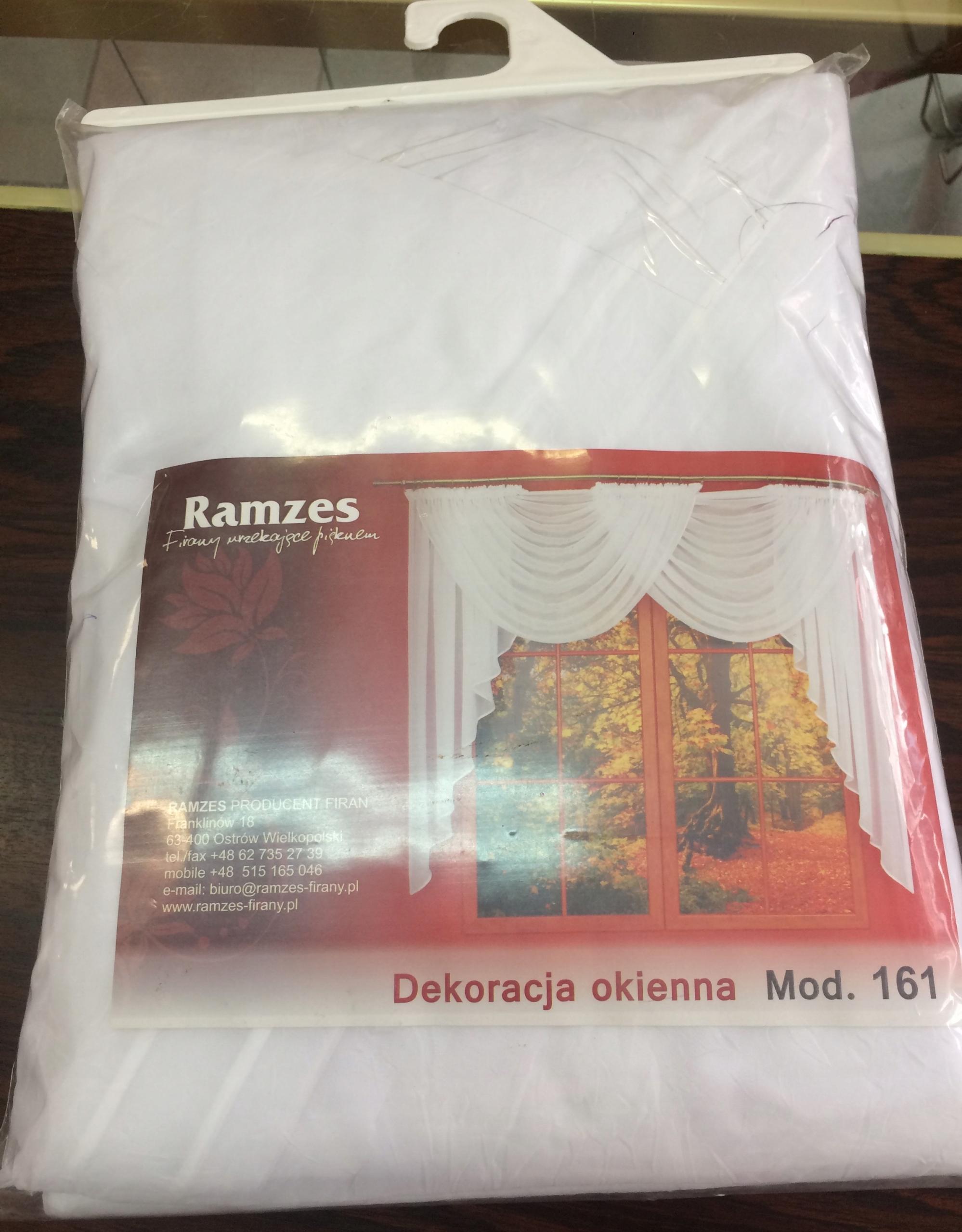 Firana Gotowawoal Boki Z Lambrekinem 7592027264