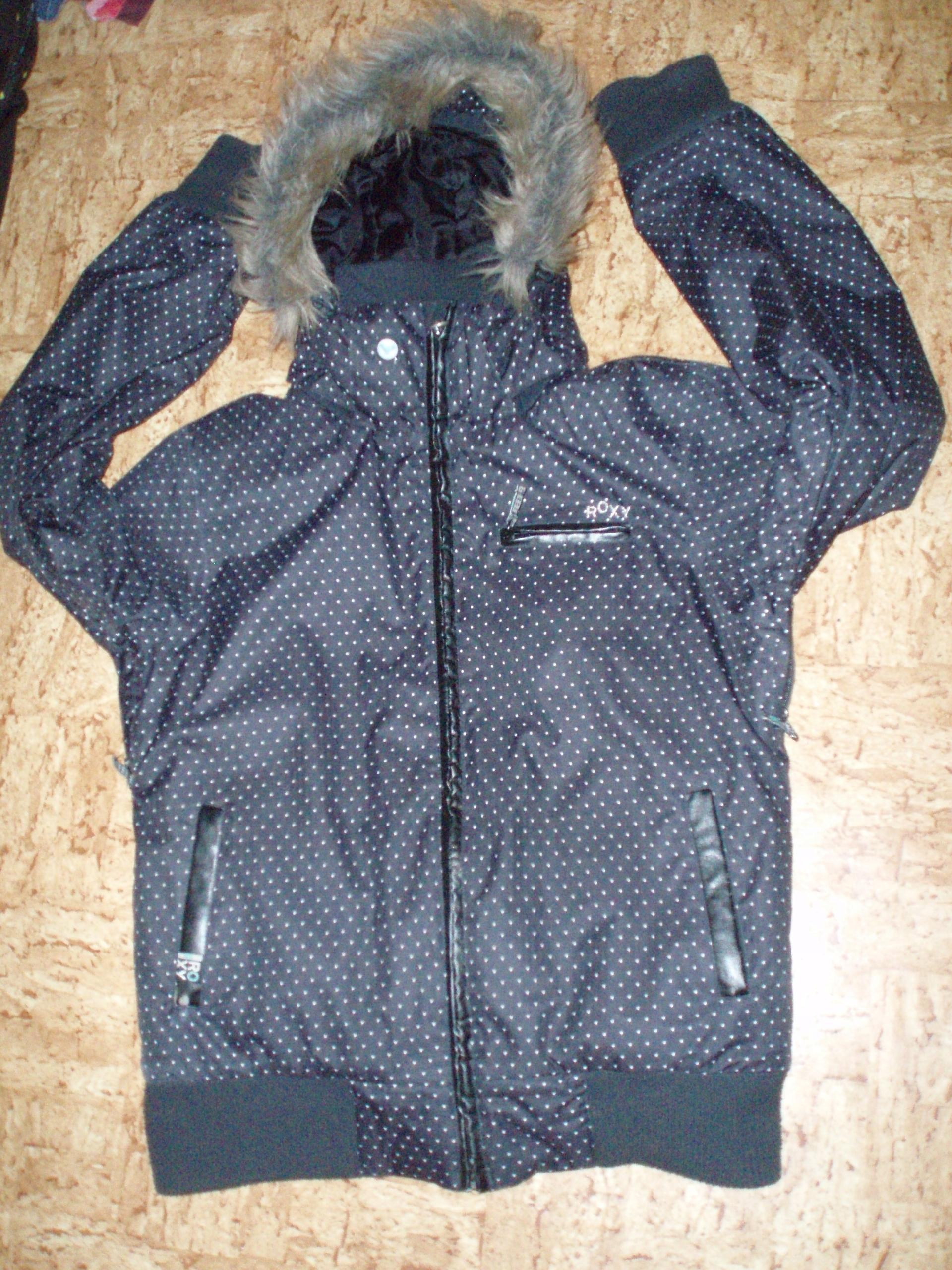 2d5744b376e40 kurtka roxy L zima narty burton vans snowboard dc - 7679985273 ...