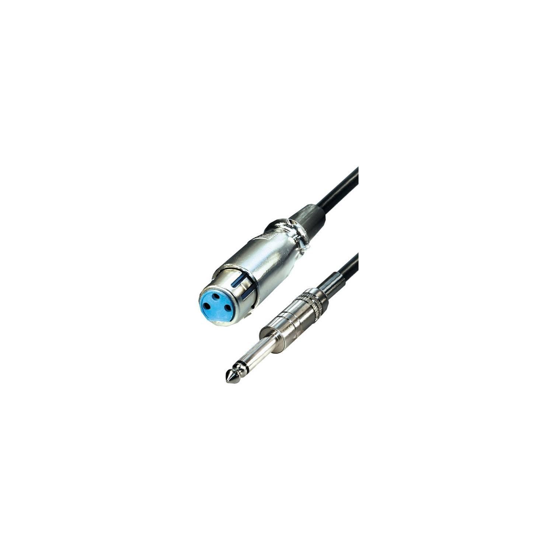 C121 Kabel adaptera XLR (Cannon) Złącze do wtyczki