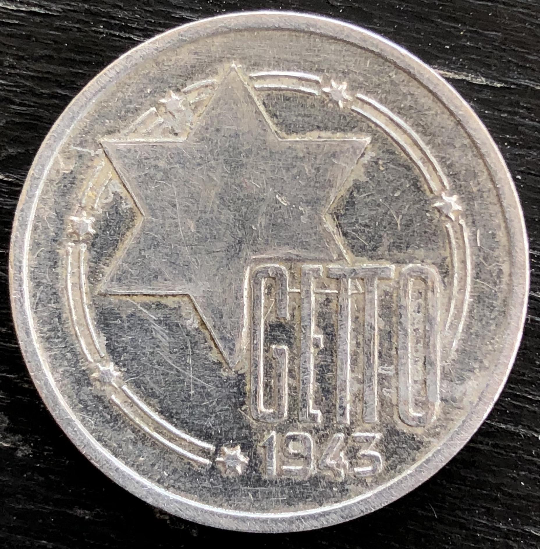 10 MAREK 1943 ROK GETTO ŁÓDŹ