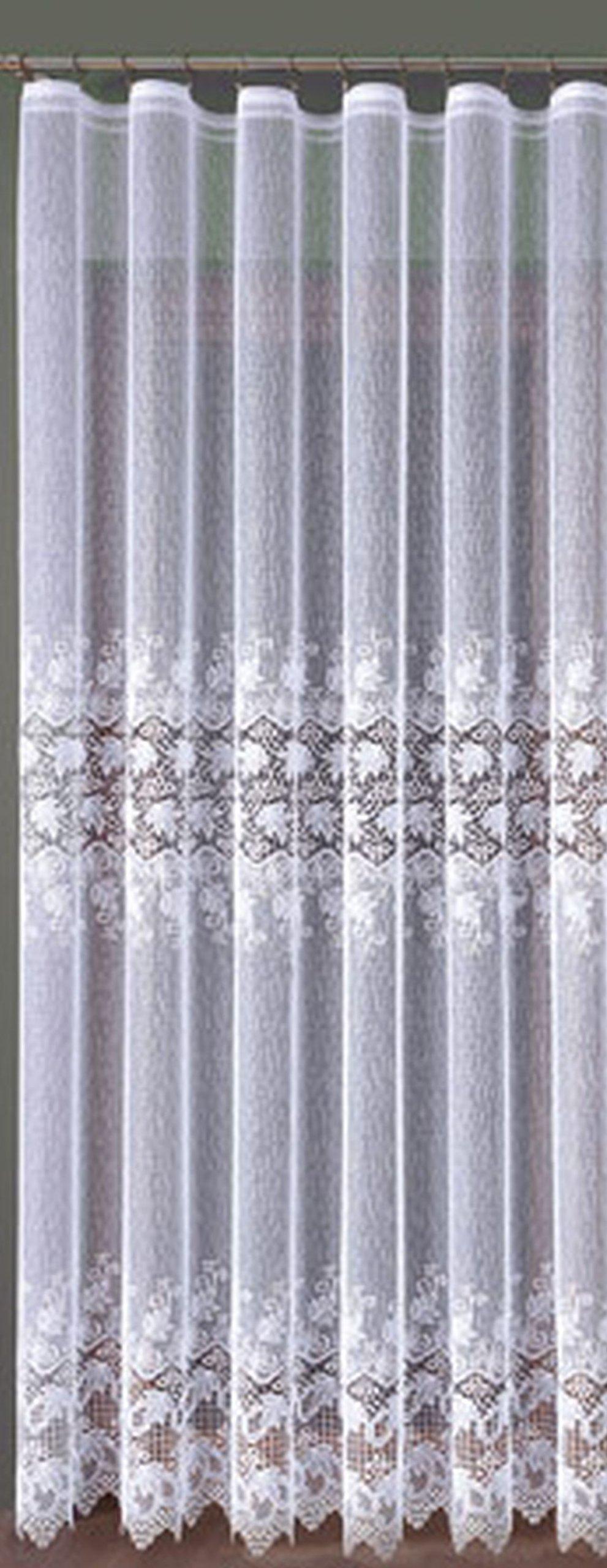 Firana Z Metra 250 Cm Firanki żakardowe 008984