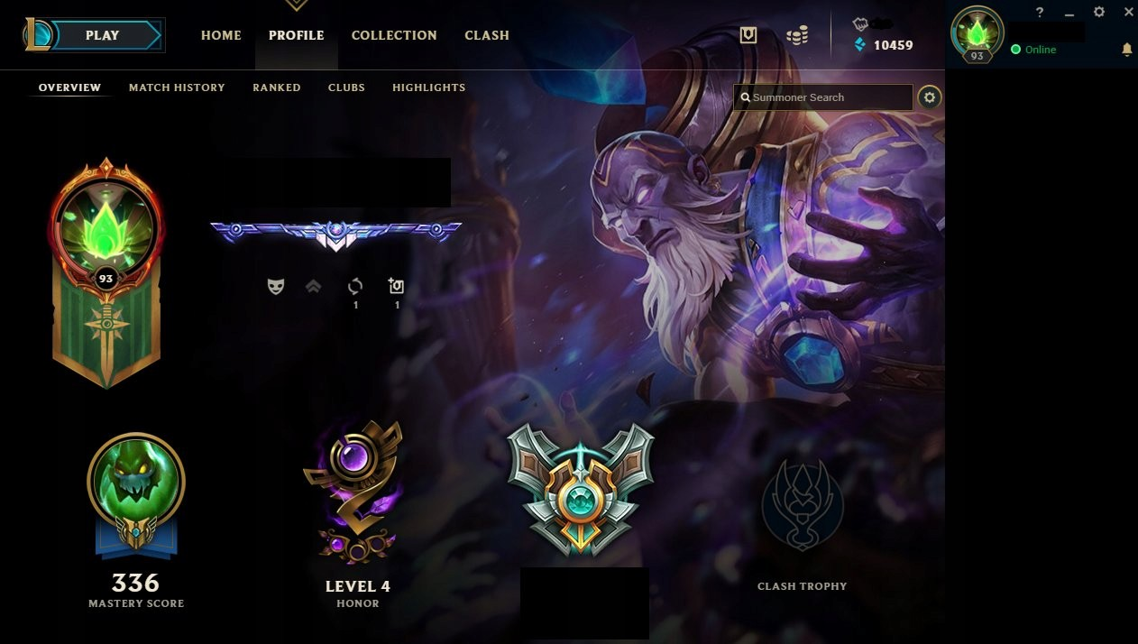 Konto league of legends lol MASTER EUNE 600$ SKINS - 7413447608