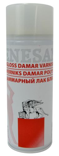 Werniks Damarowy Połysk Spray 400ml Renesans