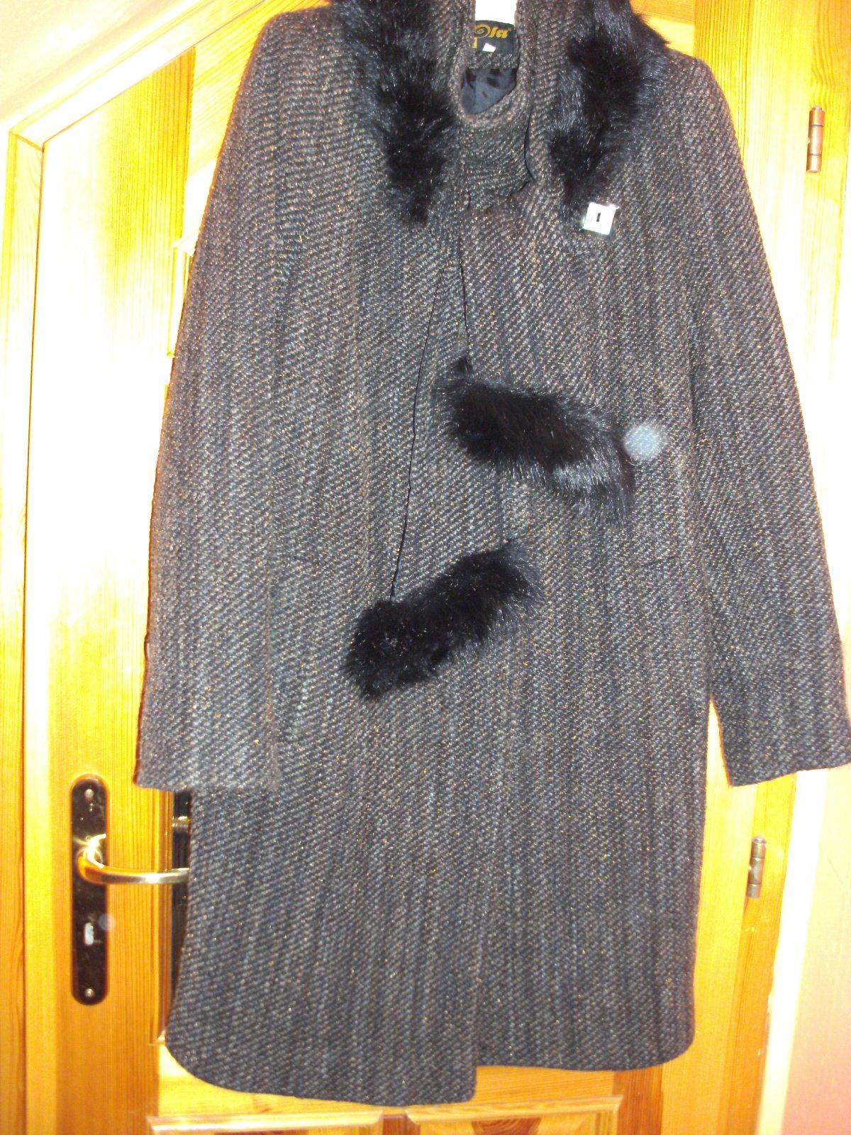 39150fdb damski płaszcz zimowy rozm. L/XL