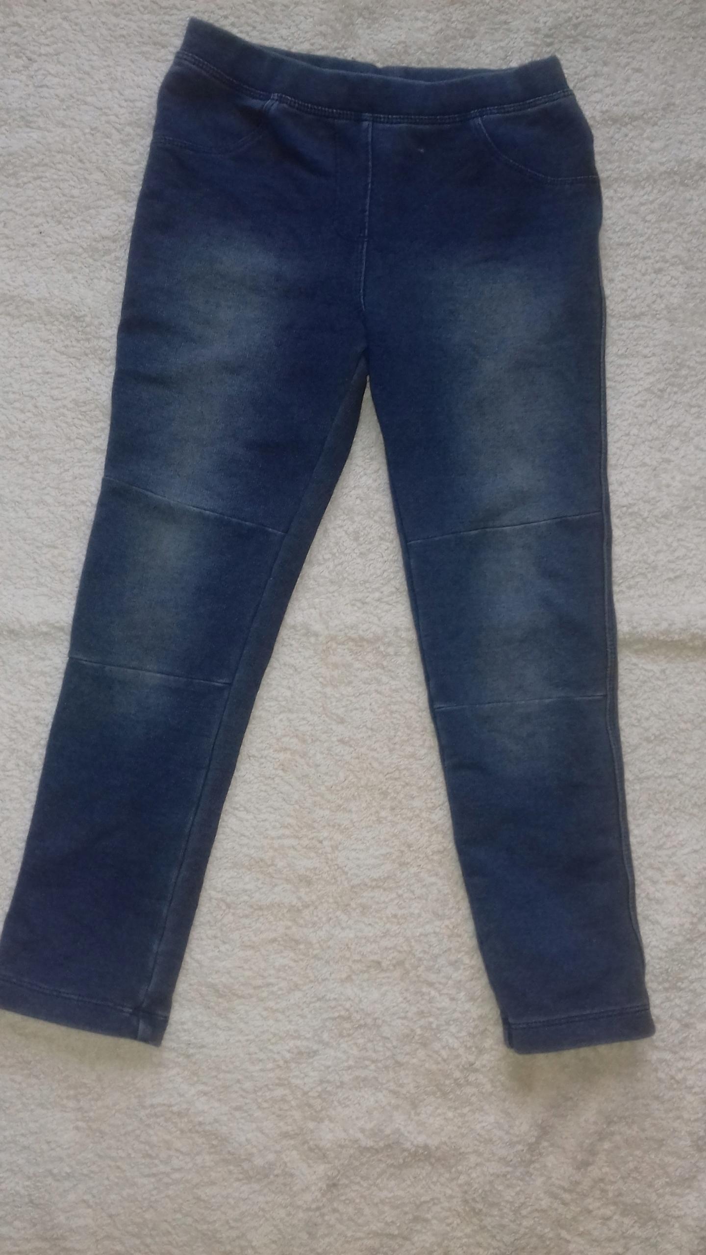 6912866fea9c29 Lupilu 2x spodnie dziewczęce rozmiar 110-116cm - 7697294603 ...
